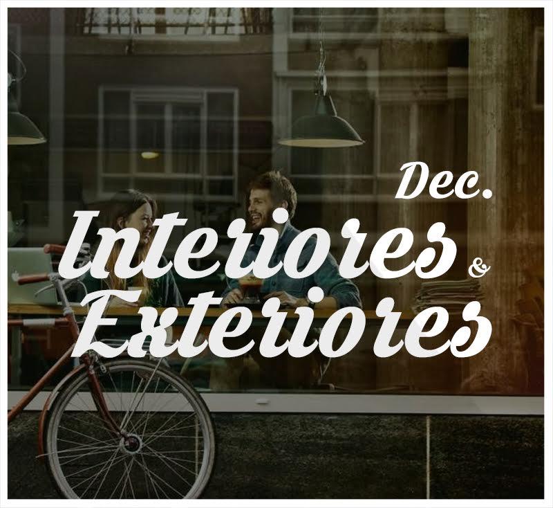 Dec. Interiores Exteriores